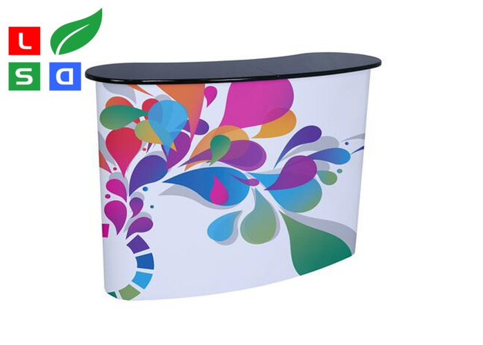 Magnetic Block Trade Show Displays OEM OEM Accepted Portable Display Tables